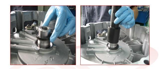 比亚迪f6 —— vt2无级变速器 四电控系统